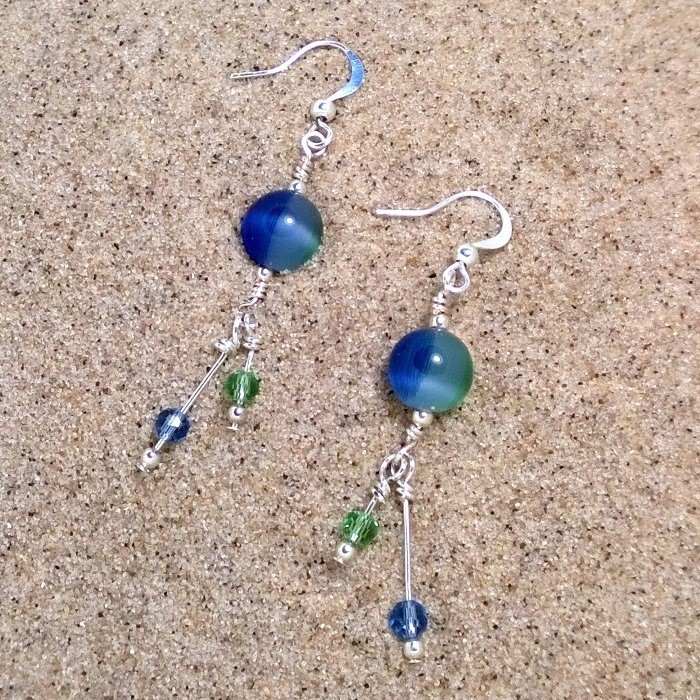 Earrings of Neptune