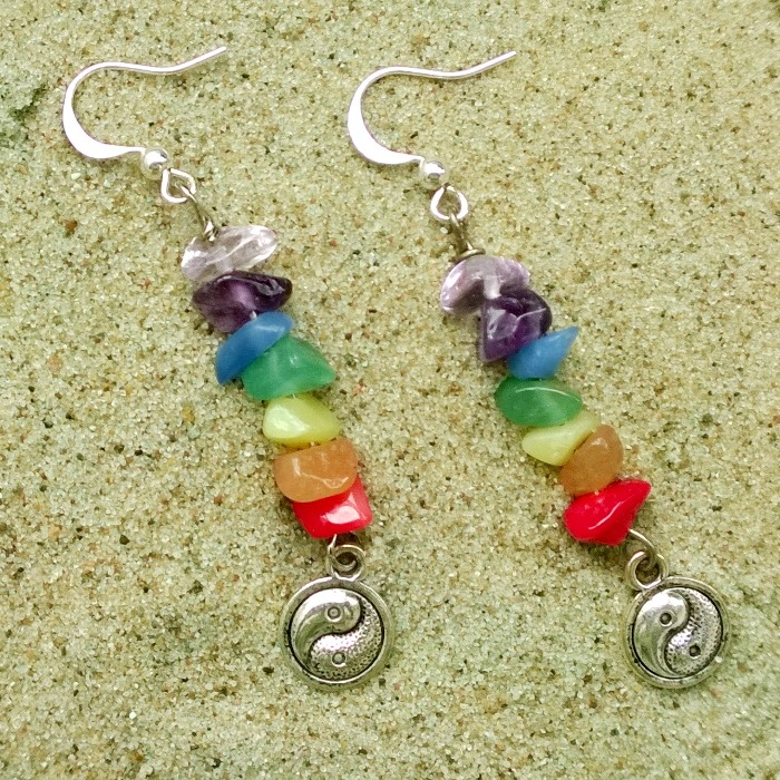 Chakra Balance Earrings